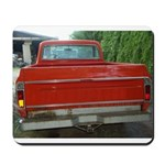 Ch######T Truck Tailgate Mousepad