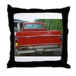 Ch######T Truck Tailgate Throw Pillow