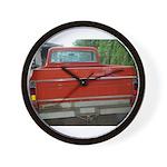 Ch######T Truck Tailgate Wall Clock