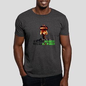 Go Green Anti-Nuclear Dark T-Shirt