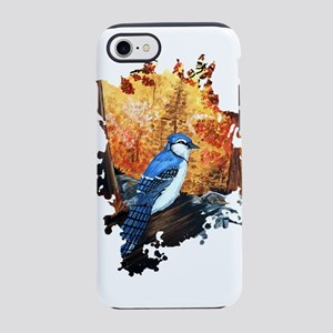 Blue Jay Life iPhone 8/7 Tough Case