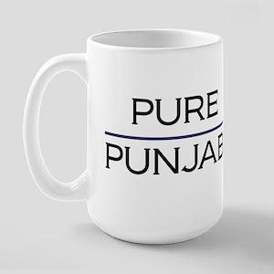 Pure Punjabi Large Mug