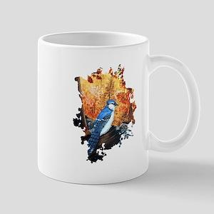 Blue Jay Life Mugs