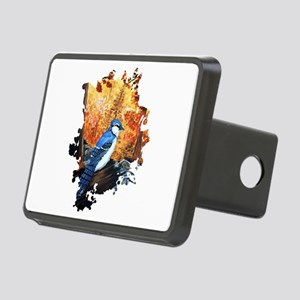 Blue Jay Life Rectangular Hitch Cover