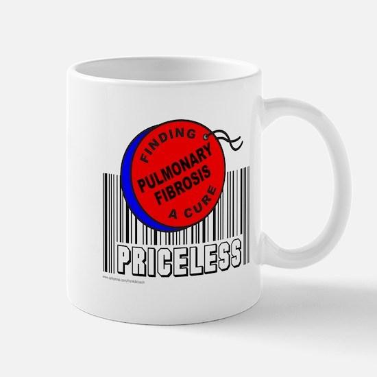 PULMONARY FIBROSIS FINDING A CURE Mug