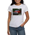 1971 C###y Truck Front & Rear Women's T-Shirt