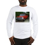 1971 C###y Truck Front & Rear Long Sleeve T-Shirt