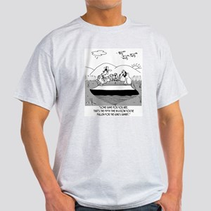 Game Dog Plays Chess White T-Shirt