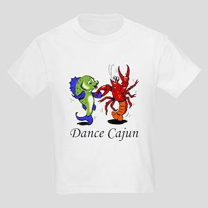 Dance Cajun Kids Light T-Shirt