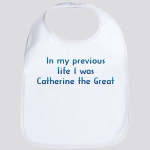 PL Catherine The Great Bib