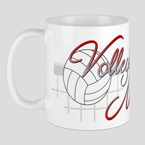 Volleyball Mom 3 Mug