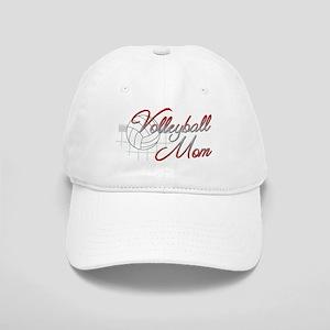 Volleyball Mom 3 Cap