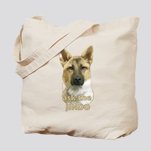 jindo ask Tote Bag