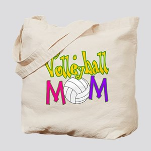 Volleyball Mom 4 Tote Bag
