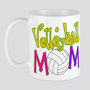 Volleyball Mom 4 Mug