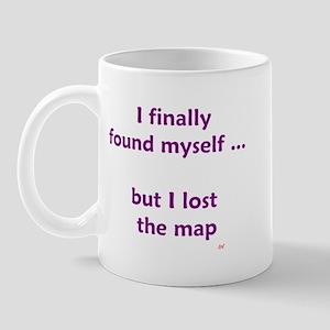 foundself_10x10 Mugs