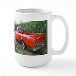 1971 C###y Truck Front & Rear Large Mug