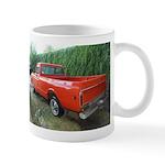 1971 C###y Truck Front & Rear Mug