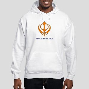 Khanda Hooded Sweatshirt