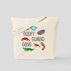 Goofy Gumbo Gang Tote Bag