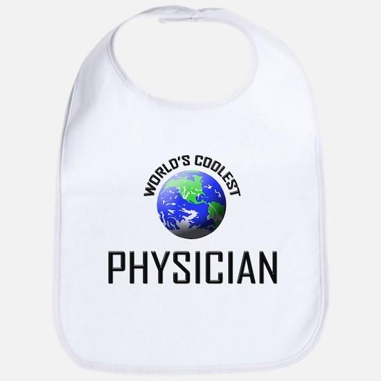 World's Coolest PHYSICIAN Bib