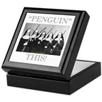 Penguin This Keepsake Box
