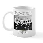 Penguin This Mug