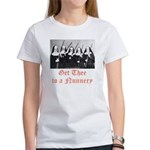 Get Thee to a Nunnery Women's T-Shirt
