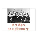 Get Thee to a Nunnery Postcards (Package of 8)