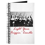 Light Your Candle Journal