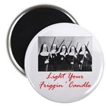 Light Your Candle Magnet