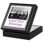Count Your Blessings Keepsake Box
