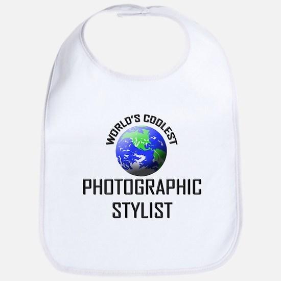 World's Coolest PHOTOGRAPHIC STYLIST Bib