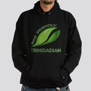 Eco Friendly Trinidadian County Desi Hoodie (dark)