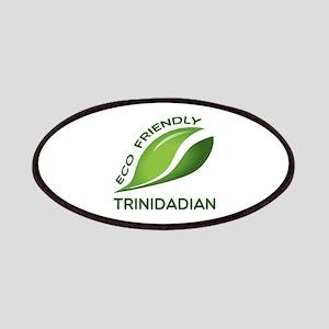 Eco Friendly Trinidadian County Designs Patch