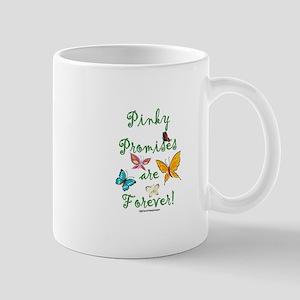 Pinky Promises Mug