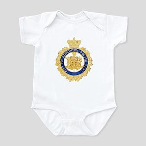 Edmonton Police Infant Bodysuit