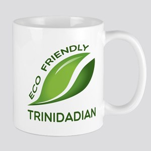 Eco Friendly Trinidadian County 11 oz Ceramic Mug
