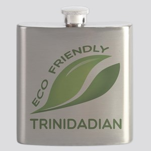 Eco Friendly Trinidadian County Designs Flask