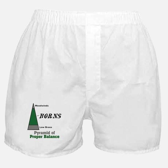 Proper Balance Boxer Shorts
