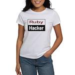 Ruby Hacker Women's T-Shirt