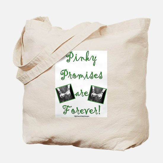 Pinky Promises Tote Bag