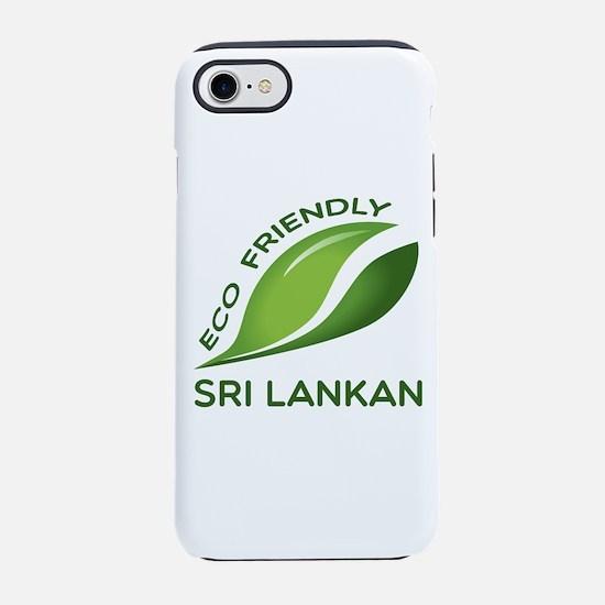 Eco Friendly Sri Lankan Coun iPhone 8/7 Tough Case