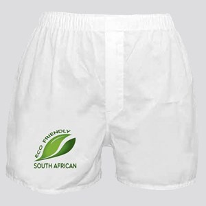 Eco Friendly South African County Des Boxer Shorts
