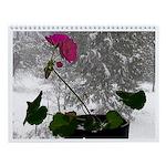 WRW Colors Seasons Wall Calendar