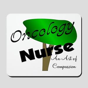 Oncology Nurse Mousepad