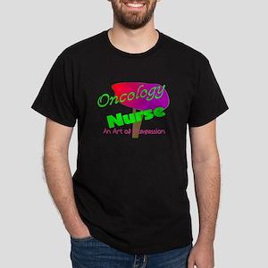 Oncology Nurse Dark T-Shirt