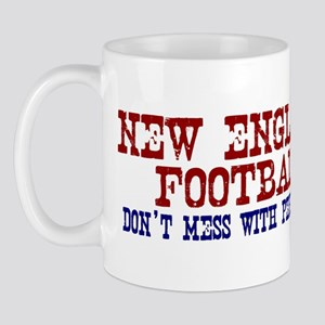 New England Football Perfection Mug