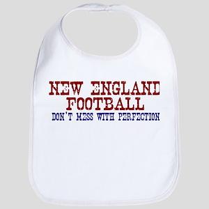 New England Football Perfection Bib