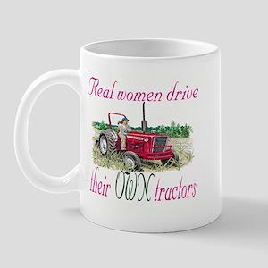 Real Women/Tractors Mug